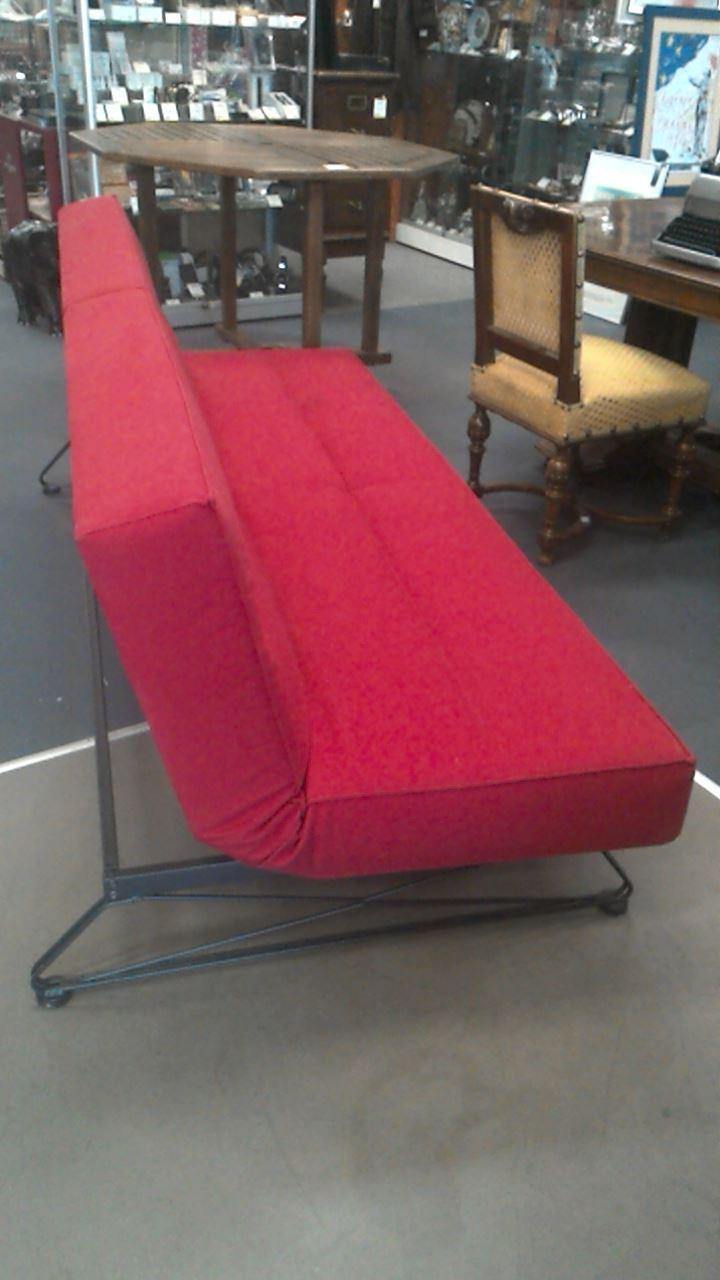 banquette clic clac habitat d 39 occasion. Black Bedroom Furniture Sets. Home Design Ideas