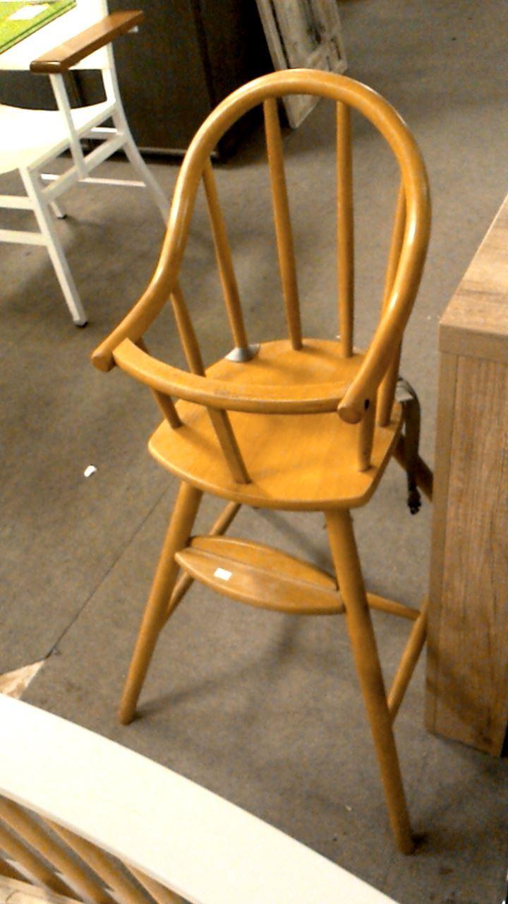 chaise haute bois d 39 occasion. Black Bedroom Furniture Sets. Home Design Ideas