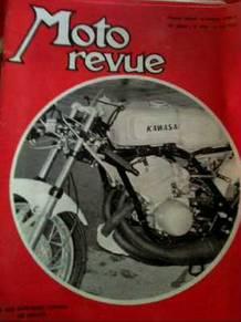MOTO _REVUE ANNEE 1960 A 1980 Marseille