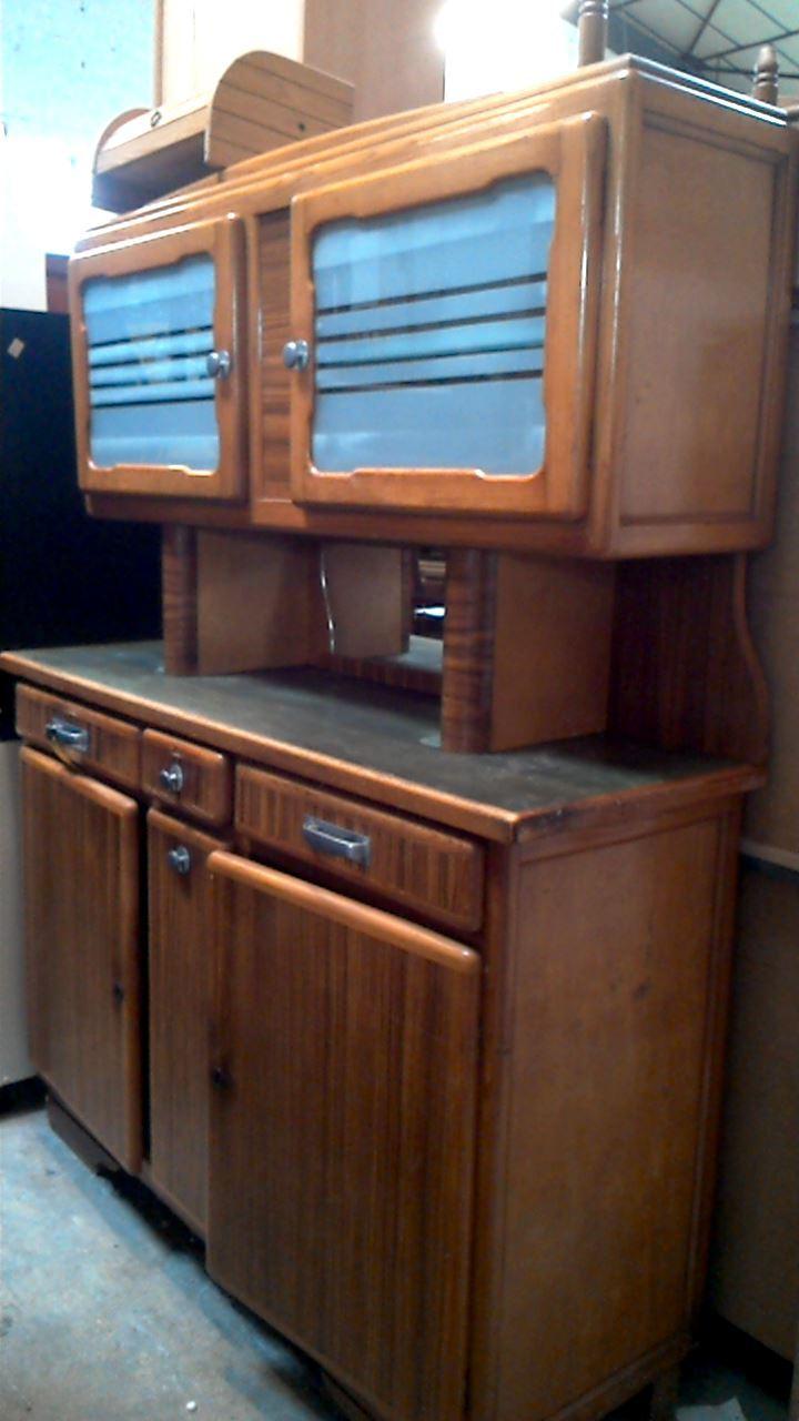 buffet 2 corps ancien d 39 occasion. Black Bedroom Furniture Sets. Home Design Ideas