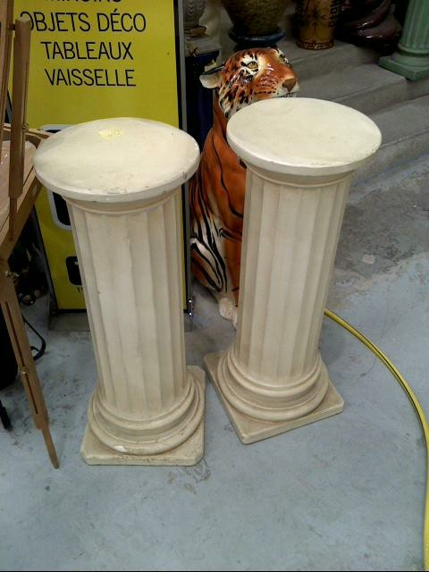 Colonne Platre Decor Of Colonne Platre D 39 Occasion