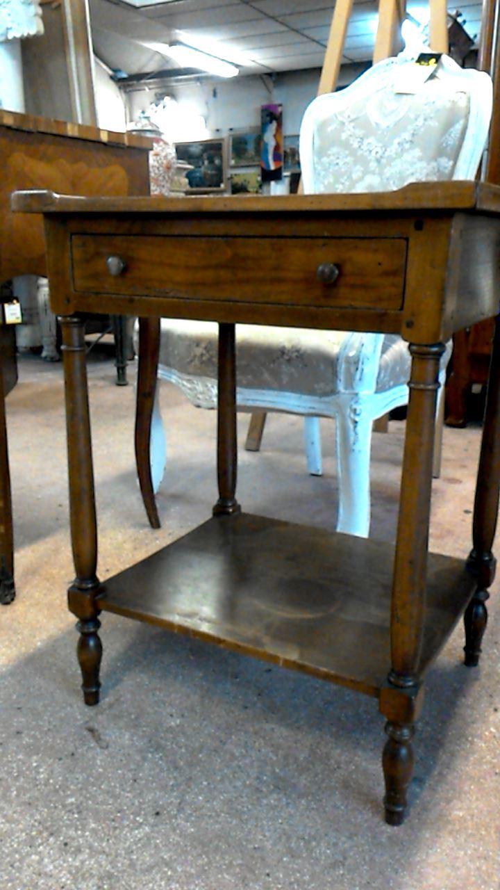 Meuble d 39 appoint merisier 1 tiroir en d 39 occasion - Magasin de meuble compiegne ...