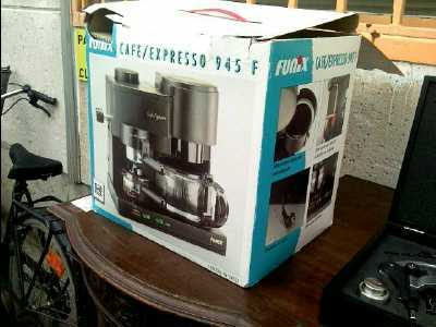 Cafetiere expresso d 39 occasion - Electro depot beziers ...