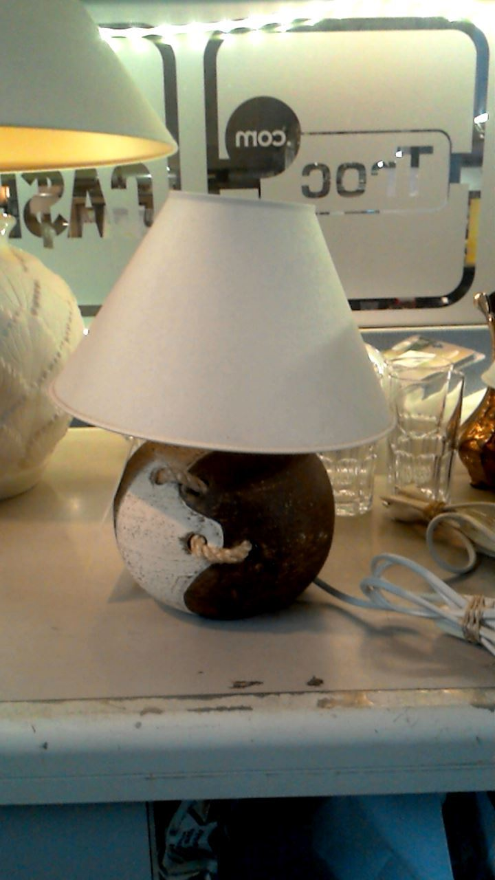 Lampe deco ying yang d 39 occasion for Deco ying yang