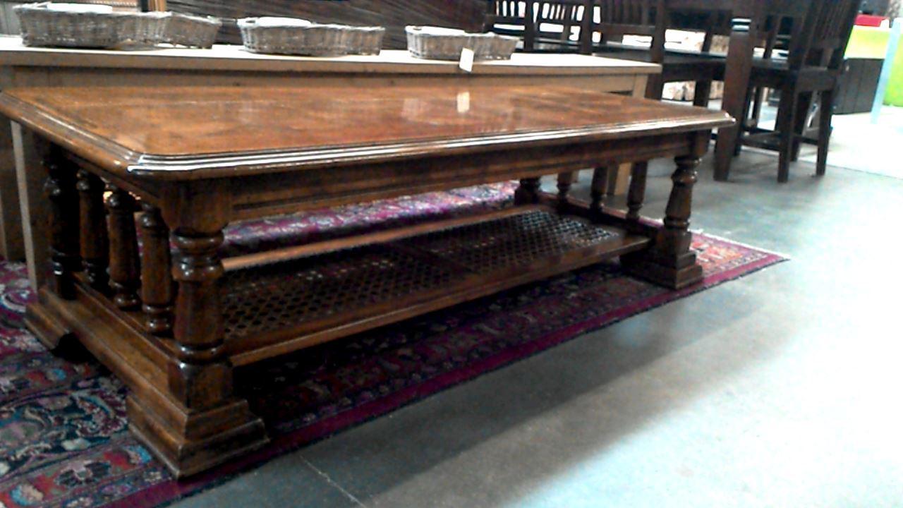 Table de salon rustique d 39 occasion - Table de salon rustique ...